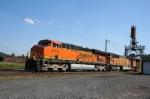 BNSF 6115